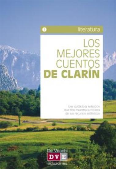 Los mejores cuentos de Clarín - cover