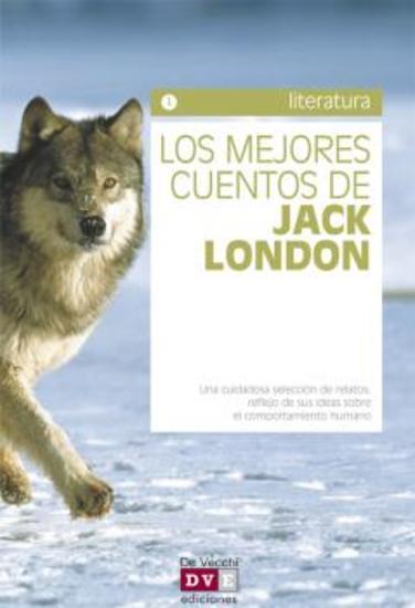 Los mejores cuentos de Jack London - cover