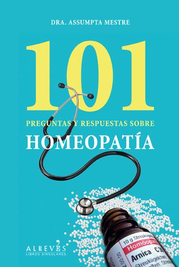 101 Preguntas y Respuestas Sobre Homeopatía - cover