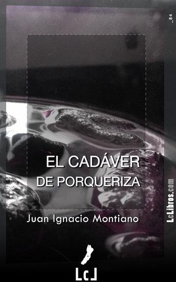 El cadáver de Porqueriza - cover