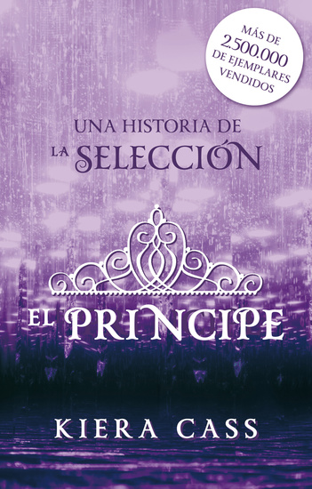 El príncipe Un cuento de La Selección - cover