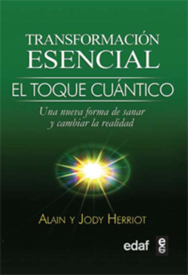 Transformación Esencial El Toque Cuántico - cover