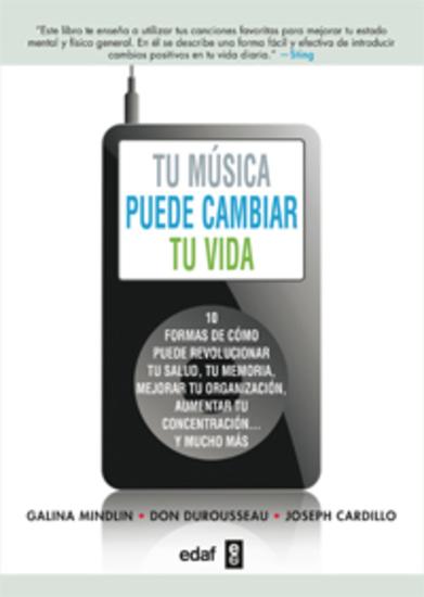Tu música puede cambiar tu vida - cover