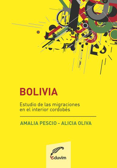 Bolivia Estudios de las migraciones en el interior cordobés - cover