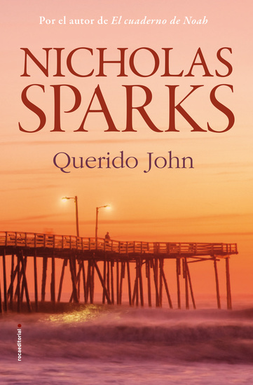 dear john by nicholas sparks essay Nicholas sparks is an author who churns out about one romance novel a year all of these books are almost immediately made into movies  dear john john.