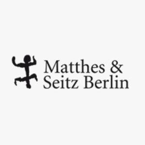 Publisher: Matthes & Seitz Berlin Verlag
