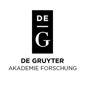 De gruyter akademie forschung