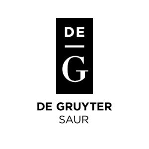 Publisher: De Gruyter Saur