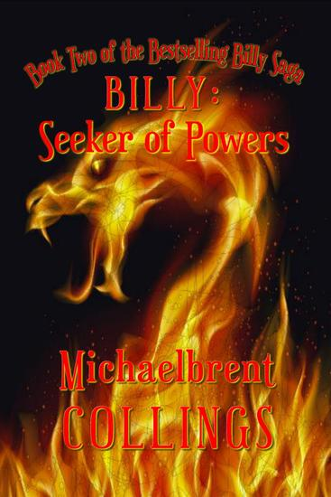 Billy: Seeker of Powers - The Billy Saga #2 - cover
