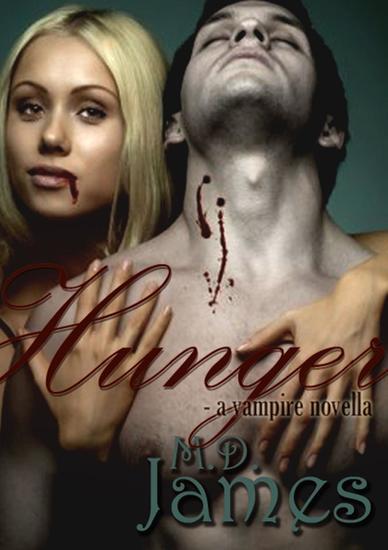Hunger: A Vampire Novella - cover