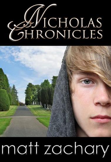 The Nicholas Chronicles (Box Set) - The Nicholas Chronicles - cover