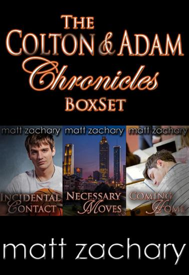 The Colton & Adam Chronicles: Box Set - The Colton & Adam Chronicles - cover