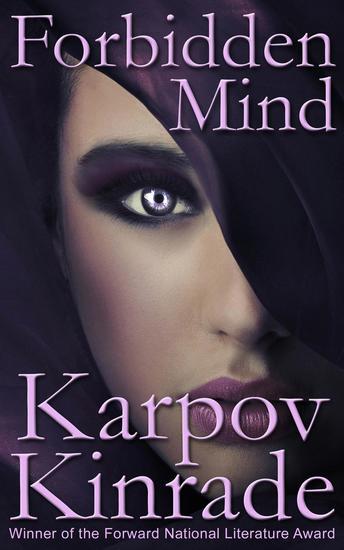 Forbidden Mind - The Forbidden Trilogy #1 - cover