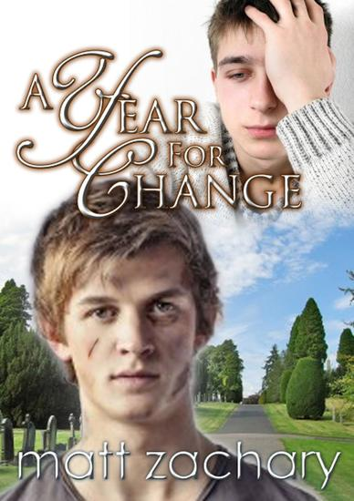 A Year For Change - The Nicholas Chronicles #3 - cover