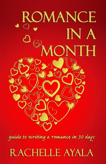 Romance In A Month: How To Write A Romance - cover
