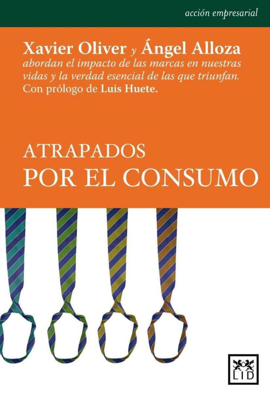 Atrapados por el consumo - cover