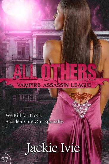 All Others - Vampire Assassin League #27 - cover