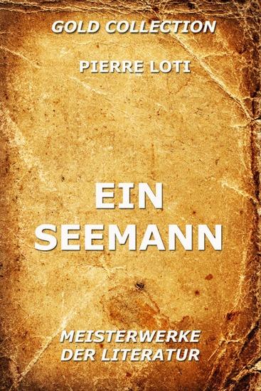 Ein Seemann - Erweiterte Ausgabe - cover