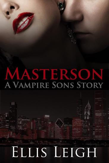 Masterson: A Vampire Sons Story - cover