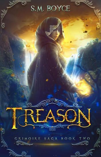 Treason (Grimoire Saga #2) - Grimoire Saga #2 - cover
