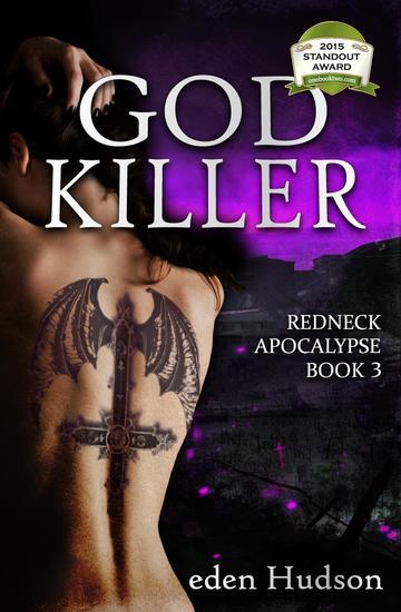 God Killer - The Redneck Apocalypse Series #3 - cover