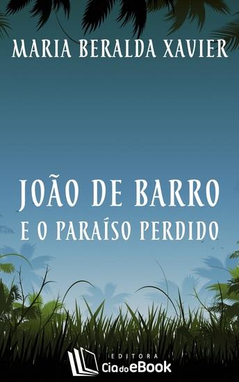 João de Barro e o paraíso perdido - cover