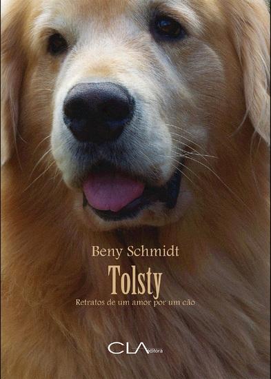 Tolsty - Retratos de um amor por um cão - cover