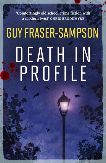 Death in Profile - The gripping thriller with a classic crime twist! - cover