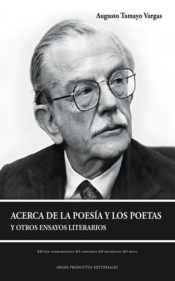 Acerca de la poesía - Y otros ensayos literarios - cover