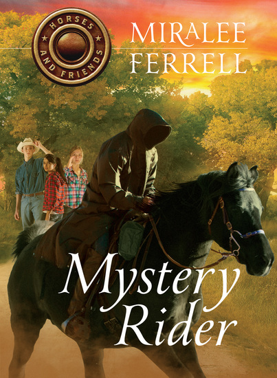 Mystery Rider - cover