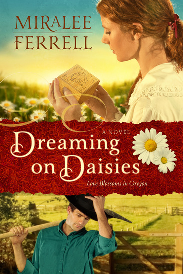 Dreaming on Daisies - A Novel - cover