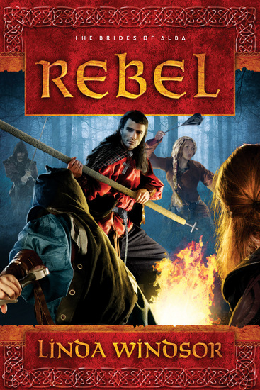 Rebel - A Novel - cover