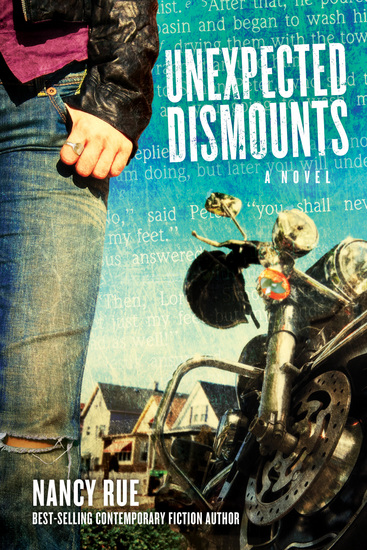 Unexpected Dismounts - A Novel - cover