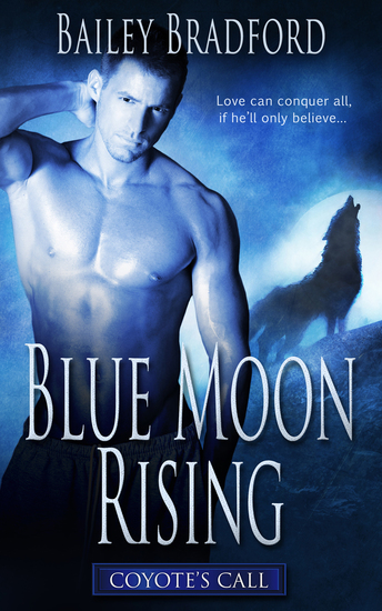 Blue Moon Rising - cover