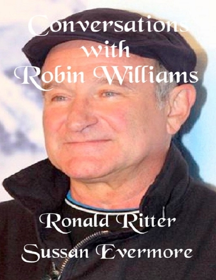 Conversations With Robin WIlliams - cover
