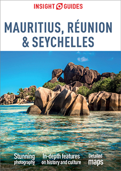 Insight Guides Mauritius Réunion & Seychelles (Travel Guide eBook) - cover
