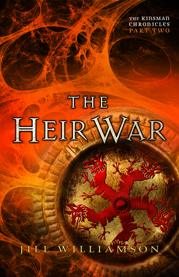 The Heir War (The Kinsman Chronicles) - Part 2 - cover