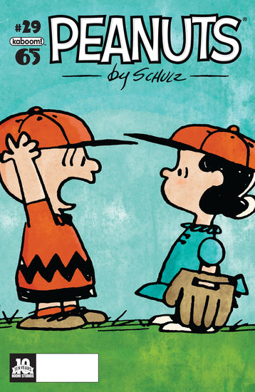 Peanuts #29 - cover