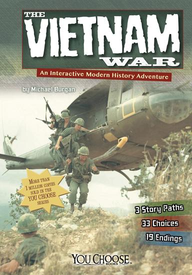 Vietnam War - An Interactive Modern History Adventure - cover