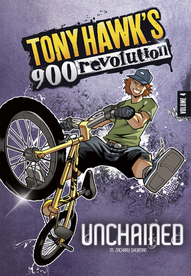 Unchained - cover