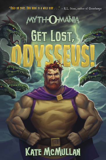 Get Lost Odysseus! - cover