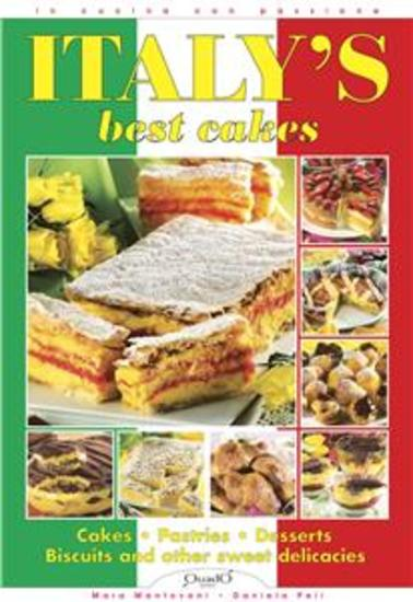 Italy's best cake - cover