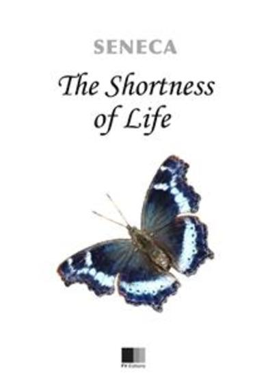 On the shortness of life - cover
