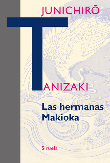 Las hermanas Makioka - cover