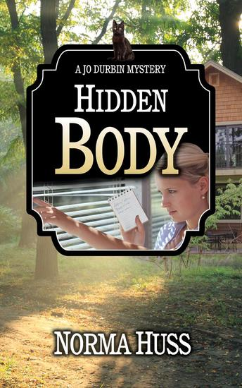 Hidden Body - Jo Durbin Mysteries - cover