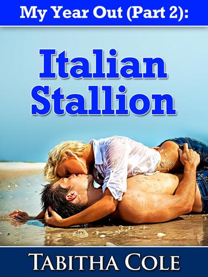 My Year Out (Part 2): Italian Stallion (Taboo Stranger Sex Travel Erotica) - cover