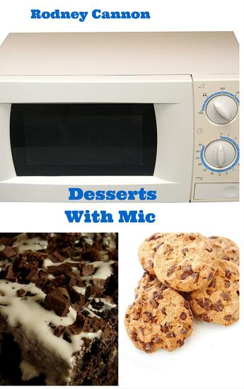 Desserts With Mic - microwave cooking #2 - cover
