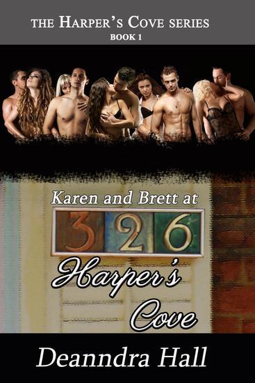 Karen and Brett at 326 Harper's Cove - Harper's Cove #1 - cover