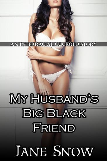 My Husband's Big Black Friend - cover