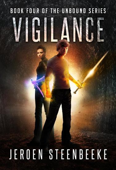 Vigilance - The Unbound #4 - cover